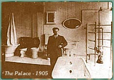 The Palace Bath House - 1905